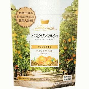 薬用入浴剤 バスクリンマルシェ オレンジの香り 480g|champion-drug