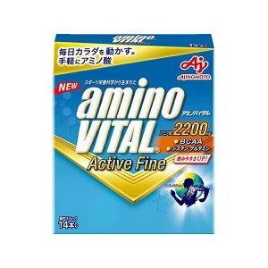 アミノバイタル アクティブファイン 14本入