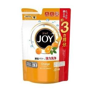 食洗機 機械用ジョイ オレンジピール成分入り 詰替 490g|champion-drug