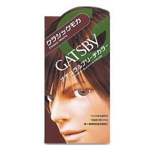 (GATSBY) マンダム ギャツビー ナチュラルブリーチカラー クラシックモカ (メンズヘアカラー)(医薬部外品)|champion-drug