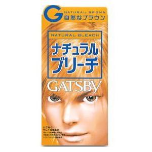 (GATSBY) マンダム ギャツビー ナチュラルブリーチ (メンズヘアカラー)(医薬部外品)|champion-drug