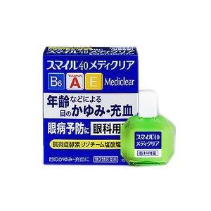(メール便 送料無料) スマイル40 メディクリア 15ml(第2類医薬品)|champion-drug