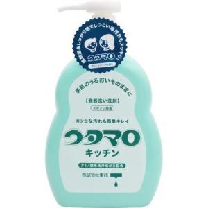 ウタマロ キッチン 300ml グリーンハーブの香り(食器洗い洗剤)|champion-drug