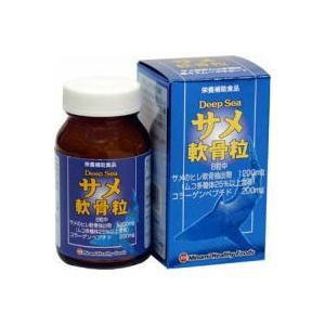 ミナミヘルシーフーズDeep Sea サメ軟骨粒(240粒)|champion-drug