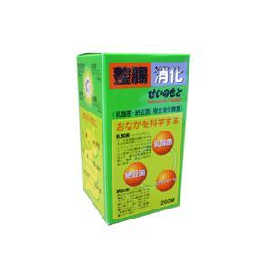 整腸消化薬せいのもと 260錠(軟便)(便秘)(過敏性腸症候群)(IBS)|champion-drug