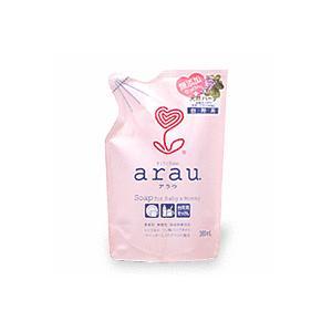 アラウ(arau)台所用せっけん 詰め替え380ml|champion-drug
