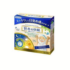 賢者の快眠 睡眠リズムサポート 3g×30包 【機能性表示食品】|champion-drug