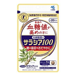 小林製薬 サラシア100 60粒(20日分)の関連商品3