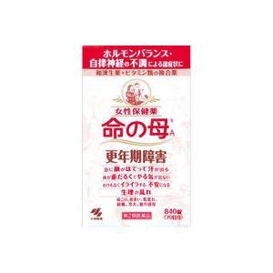小林製薬 命の母A 840錠(第2類医薬品)(命の母 840錠)|champion-drug