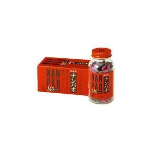ナンパオ 140カプセル(第(2)類医薬品)(滋養強壮)(腰痛)|champion-drug
