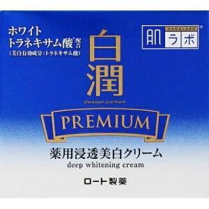 肌ラボ 白潤プレミアム 薬用浸透美白クリーム 50g|champion-drug
