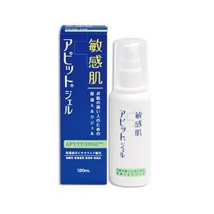 全薬工業 アピットジェル 120ml(肌荒れ)(敏感肌)(天然セラミド)|champion-drug