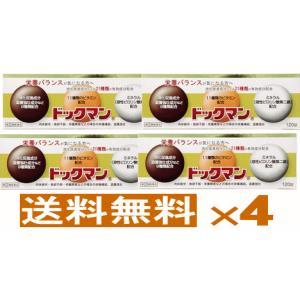 【送料無料】 【第(2)類医薬品】ドックマン 120錠×4個セット|champion-drug