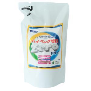 ハイベック ゼロ洗剤 詰め替え用 1000g champion-drug