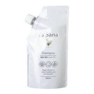 (ゆうパケット送料無料)ラサーナ 海藻海泥シャンプー 詰替え用 380ml|champion-drug