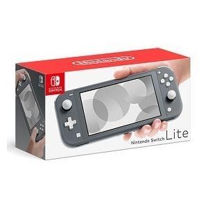 【新品】『Nintendo Switch Lite グレー』 『 Lite専用キャリングケース』セット|champnet758