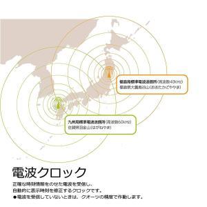 セイコークロック 白パール 本体サイズ18.6×26.4×3.9cm 掛け時計 置き時計 兼用 電波 デジタル プログラム機能 BC412W|chan-gaba