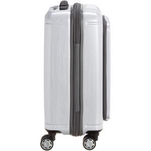 バーマス スーツケース ジッパー プレステージ2 フロントオープン 機内持ち込み可 60261 34L 49 cm 2.9kg ホワイト|chan-gaba