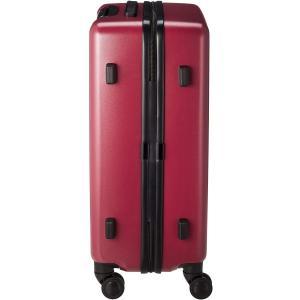 エース スーツケース コーナーストーンZ 55L 55 cm 3.6kg レッド|chan-gaba