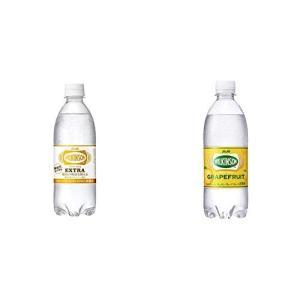 セット買いウィルキンソン タンサン エクストラ 炭酸水 490ml×24本 機能性表示食品 + ウィルキンソン タンサン グレープフルーツ|chan-gaba