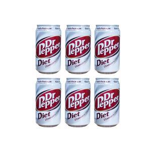 ダイエットドクターペッパー350ml×6缶(コカコーラ)|chan-gaba