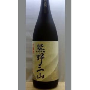 尾崎酒造 吟醸 熊野三山1800ml|chan-gaba