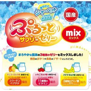 ペティオ (Petio) 犬用おやつ ぷるっと サプリ in ゼリー mix 16g×20個|chan-gaba