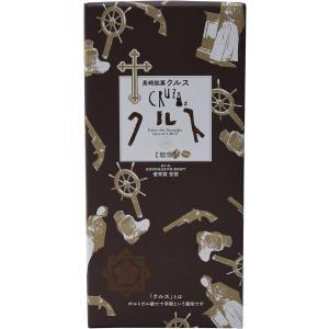小浜食糧 長崎銘菓 クルス 珈琲 12枚入