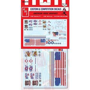 MKA027 1/24&1/25 カーモデル用 アメリカン・グラフィックス カスタムデカールセット 2 ディティールアップパーツ|chan-gaba