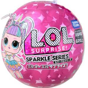 国内販売正規品 L.O.L. サプライズ スパークルシリーズ|chan-gaba