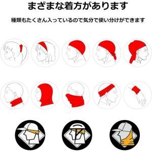 フェイスカバー ネックガード 多機能チューブ型 マジックスカーフ スカル仕様 SOFIT ターバン ヘッドバンド 吸汗速乾 バンダナ 男女兼 chan-gaba