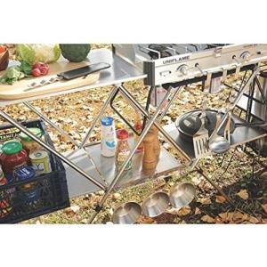 ユニフレーム(UNIFLAME) キッチンスタンド センターラック 611777|chan-gaba