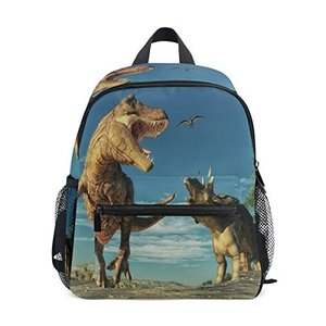 GORIRA(ゴリラ)子供用 キッズ リュック サック 女の子 男の子 幼稚園 かわいい 恐竜 動物柄 軽量 児童バッグ キャンバス おしゃ|chan-gaba