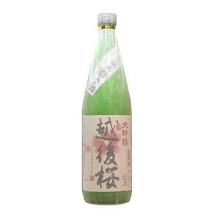 越後桜酒造 大吟醸 越後桜 日本酒 新潟県 720ml|chan-gaba