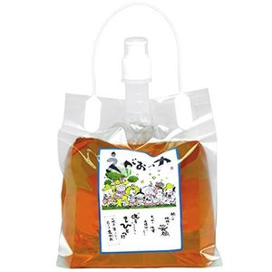 植物油由来成分からできた濃縮自然派洗剤「えがおの力(旧松の力)」2L|chan-gaba