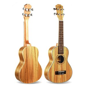 ウクレレ本体 コンサート ウクレレ 23インチ 4弦 ハワイアンミニギター アコースティックギター ...