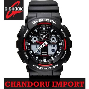 G-SHOCK CASIO Gショック Gショック カシオ 海外 GA-100-1A4