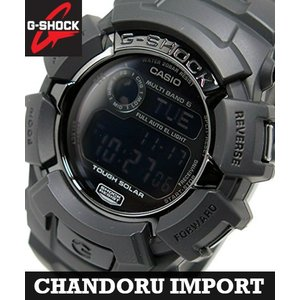 G-SHOCK CASIO Gショック カシオ 電波ソーラー ブラック 黒 GW-2310FB-1
