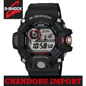 G-SHOCK CASIO 時計 GW-9400-1 腕時計 Gショック ジーショック  カシオ レンジマン