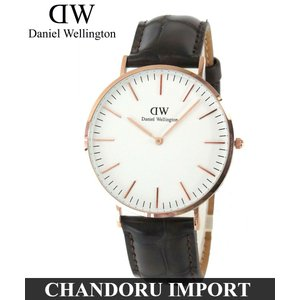 ダニエルウェリントン Daniel Wellington 腕時計 40mm  0111DW