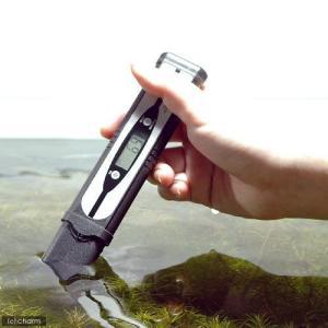 メーカー:マーフィード 品番:5 淡水・海水両用のデジタルpH計です。水棲動物である魚を飼育する上で...
