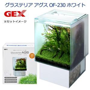 GEX グラステリア AGS OF−230 ホワイト お一人様5点限り 沖縄別途送料 関東当日便