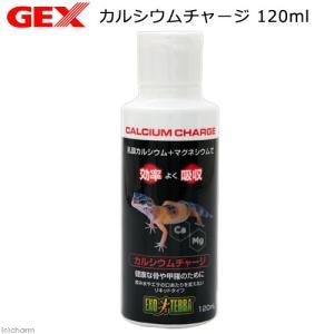 GEX エキゾテラ カルシウムチャージ 120ml|chanet