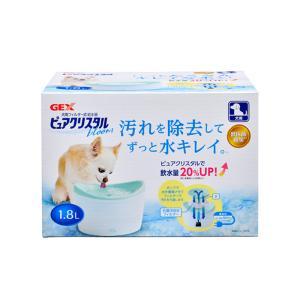 GEX ピュアクリスタル ブルーム 1.8L 犬用