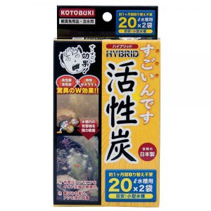 メーカー:コトブキ 高性能活性炭+特殊ゼオライトのW消臭効果! コトブキ すごいんです活性炭 20 ...