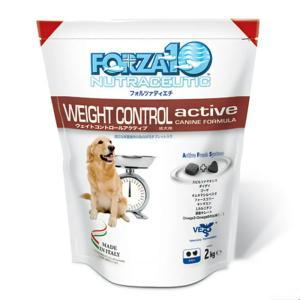 FORZA10(フォルツァ10) アクティブライン ウェイトコントロール 体重ケア 2kg ドッグ|chanet