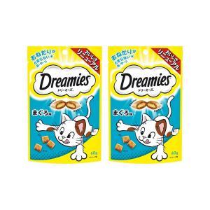 ドリーミーズ まぐろ味 60g 2袋入り 関東当日便|chanet