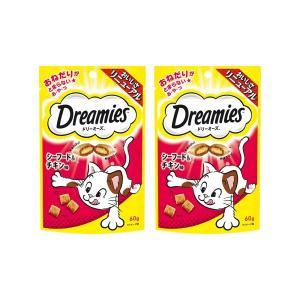 ドリーミーズ シーフード&チキン味 60g 2袋入り 関東当日便|chanet