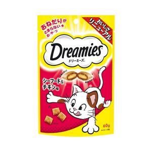 ドリーミーズ シーフード&チキン味 60g 36袋入 関東当日便|chanet