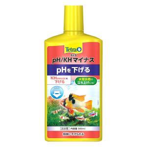 テトラ pH/KHマイナス 500ml(淡水用)